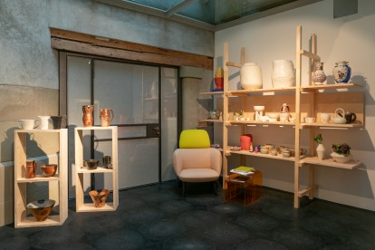 Pot-up-Store Keramikdesign Fachklasse